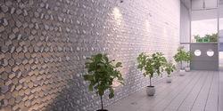 3д стенни гипсови панели
